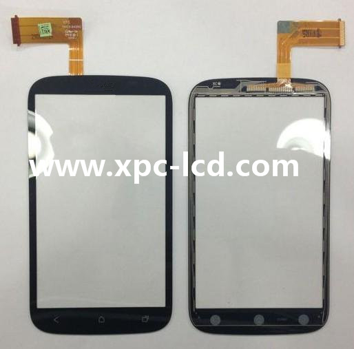 For HTC desire X(T328E) mobile phone touch screen Black