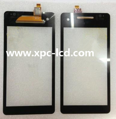 For Sony Xperia V LT25i  mobile phone touch screen Black