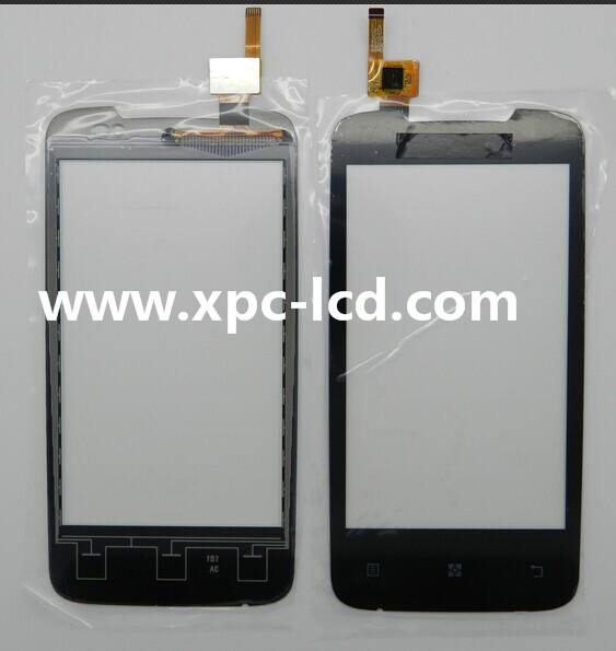 For Lenovo A390 mobile phone touch screen Black