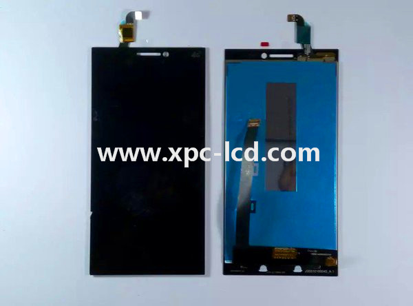 For Lenovo Vibe Z2 LCD touch screen Black