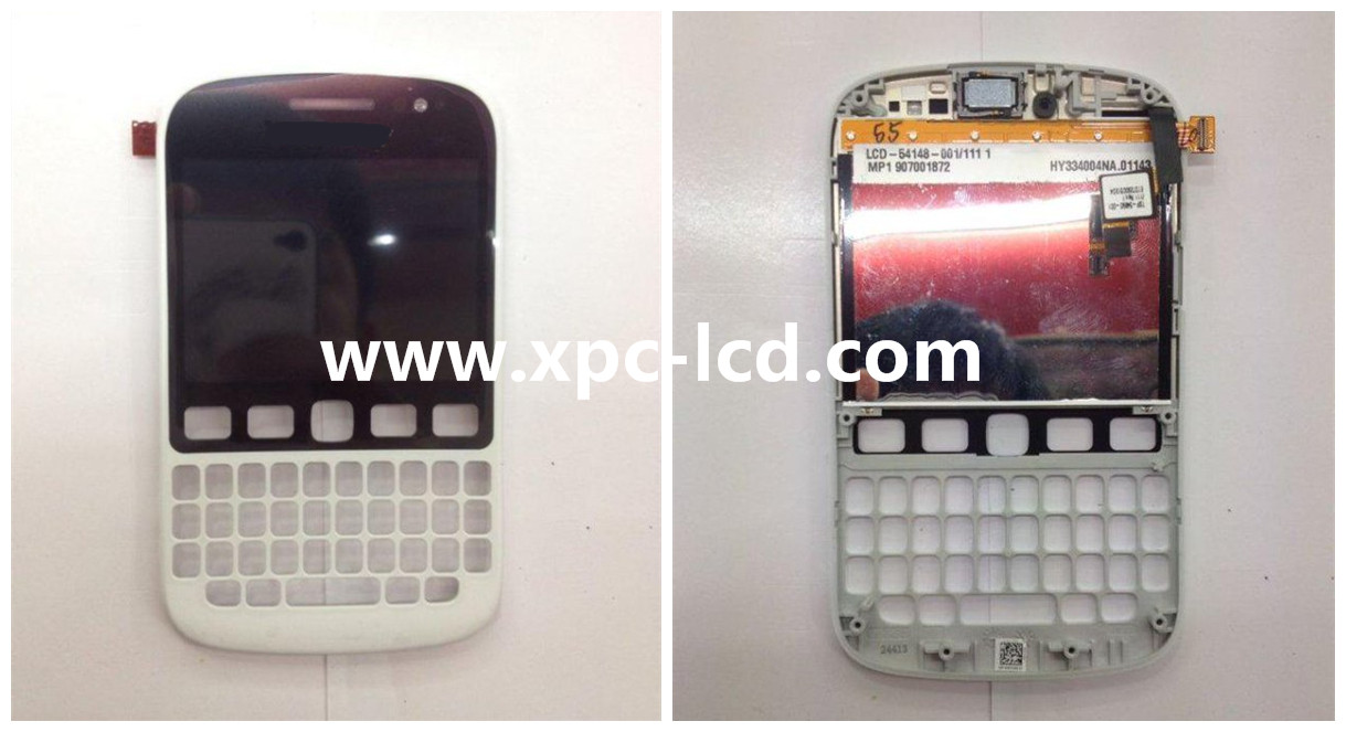 For Blackberry 9720 LCD touch screen White