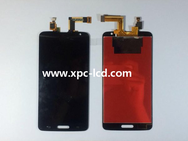 For LG G Pro Lite D680 LCD touch screen Black