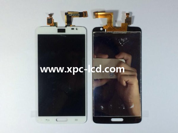 For LG G Pro Lite D680 LCD touch screen White
