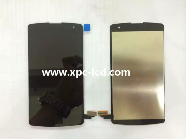 For LG Optimus D395 LCD touch screen Black