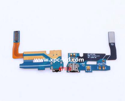 For Samsung Note 2 N7100 cell phone charging port flex