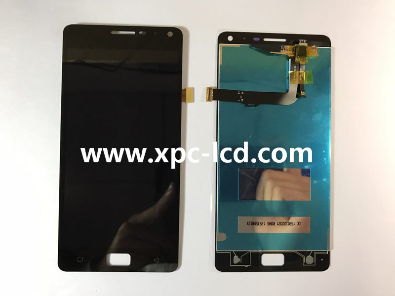 For Lenovo Vibe P1 LCD touch screen Black