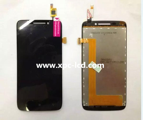 For Lenovo S650 LCD touch screen Black