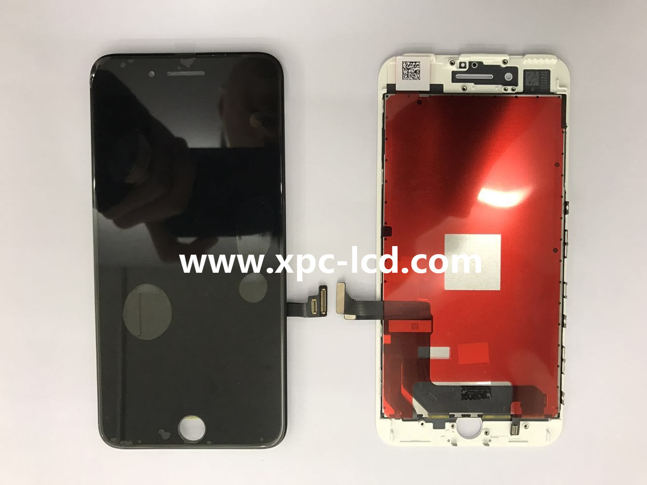 For Iphone 7 plus LCD touch screen Black