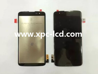 For LG K7 Tribute 5 LS675 LCD touch screen Black