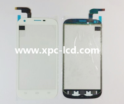 For ZTE Q802T mobile phone touch screen White