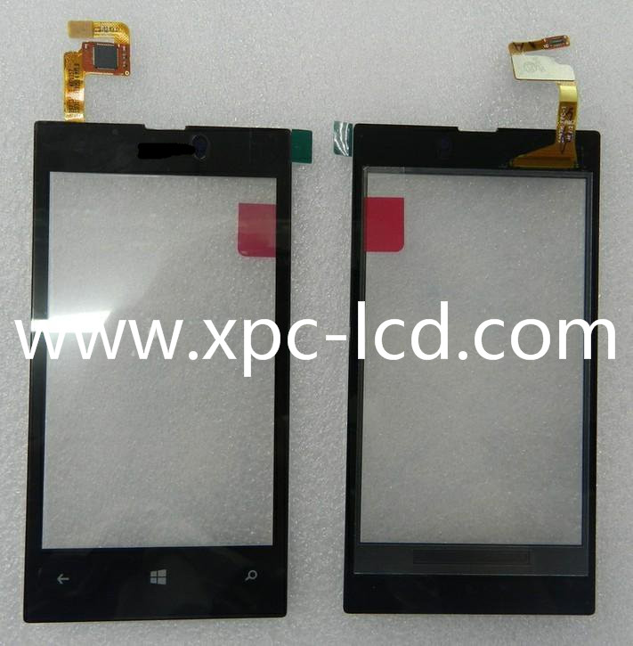 For Nokia Lumia 520 mobile phone touch screen Black