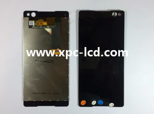 For Sony Xperia C5 Ultra LCD touch screen Black