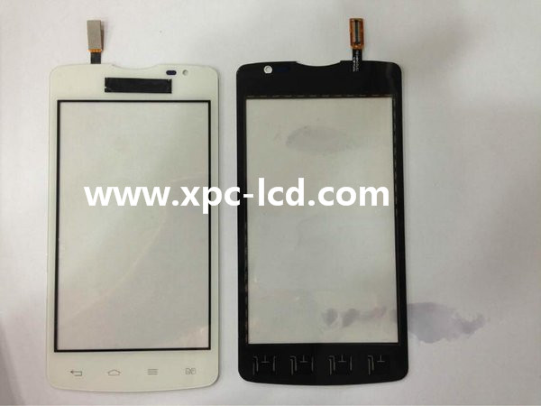 For LG L80 dual card version mobile phone touch screen Black