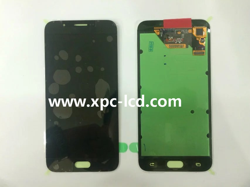 For Samsung Galaxy A8 A8000 LCD touch screen Black