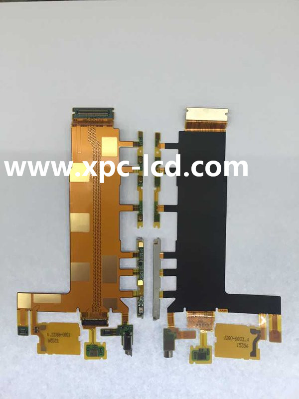For Sony Z3 cell phone LCD flex
