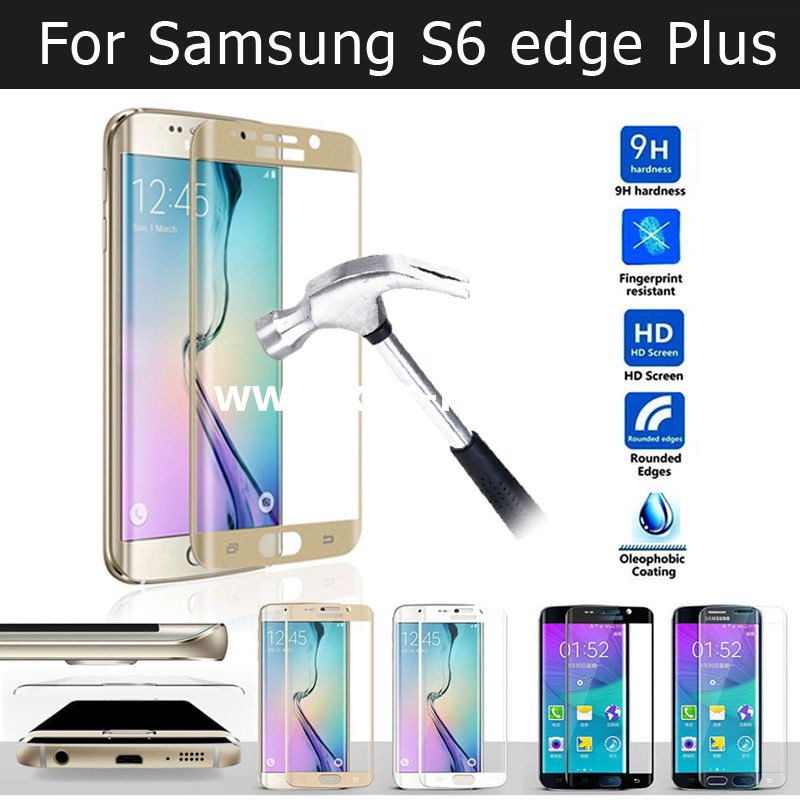 Tempered glass for Samsung Galaxy S6 edge plus