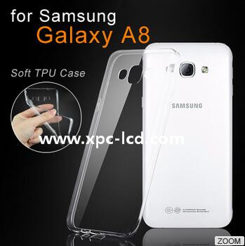 For Samsung Galaxy A8 A8000 Utral thin TPU case