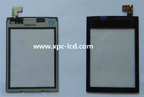 For Nokia Asha 300 mobile phone touch screen Black