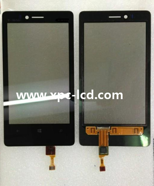For Nokia Lumia 810 mobile phone touch screen Black