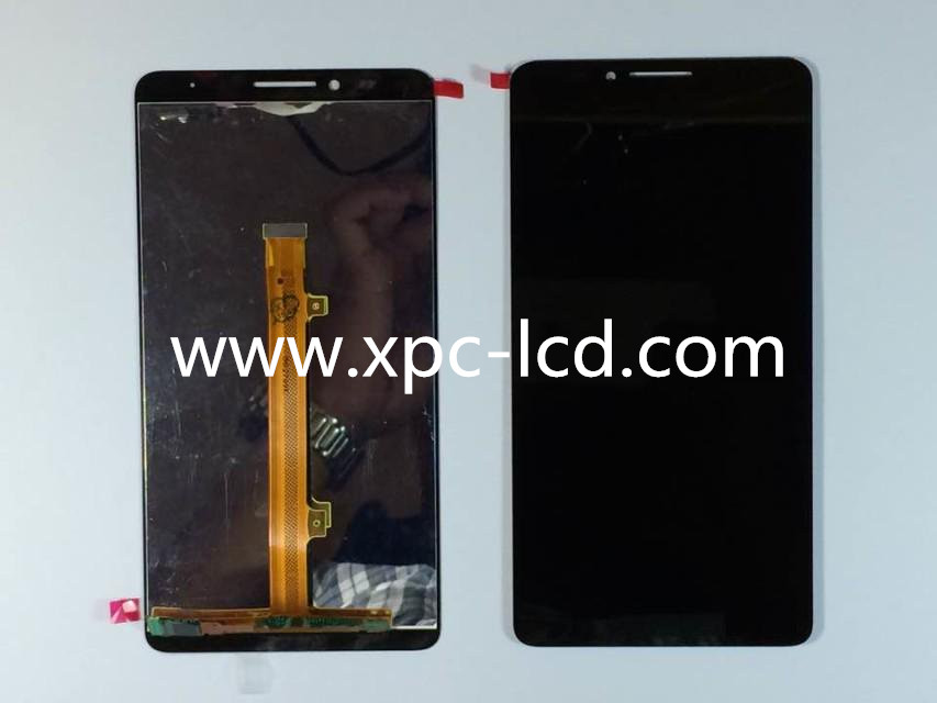 For Huawei Mate 7 LCD touch screen White