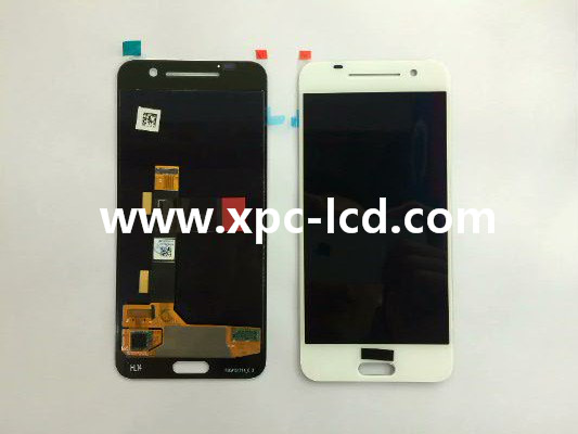 For HTC One A9 LCD touch screen White