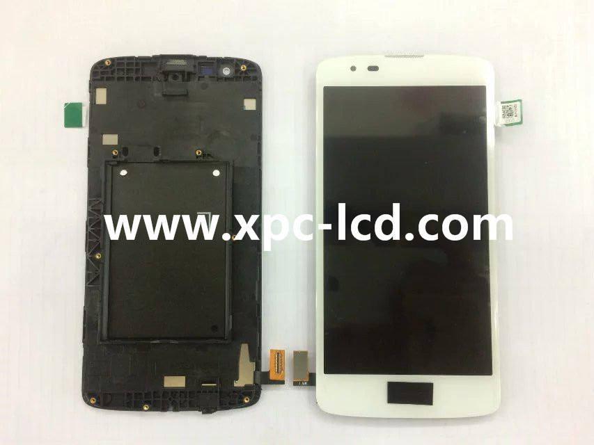 For LG K8 LCD touch screen White