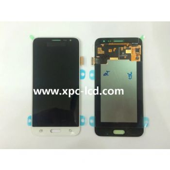 For Samsung Galaxy J3 (2016) SM-J320 LCD touch screen White