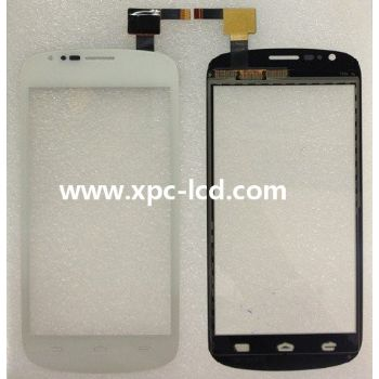 For ZTE N909 mobie phone touch screen White
