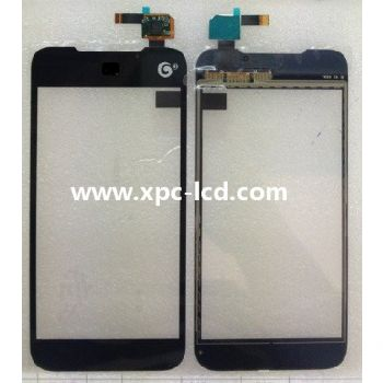 For ZTE U955/ U985 mobile phone touch screen Black