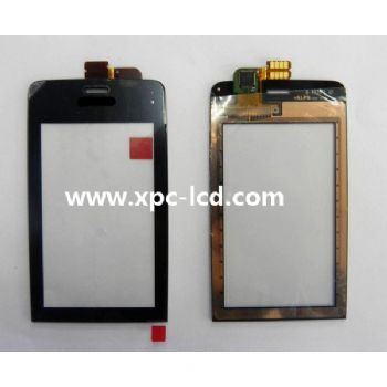 For Nokia N309 mobile phone touch screen Black