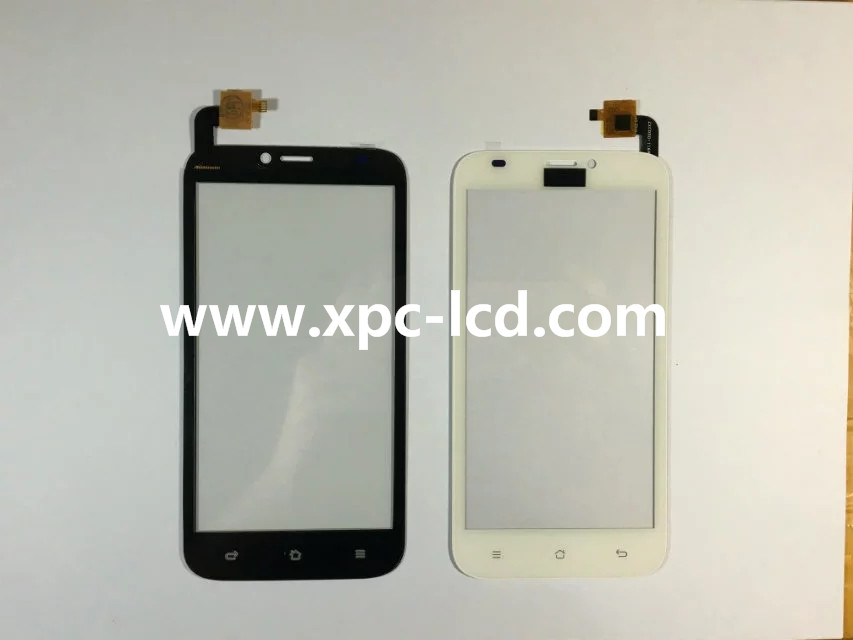 For M4tel SS1070 mobile phone touch screen White