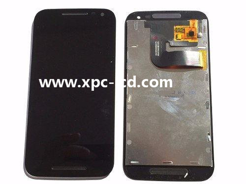 For Motorola MOTO G3 LCD touch screen Black