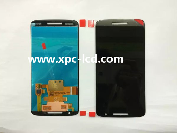 For Motorola Moto X 3rd gen XT1562 LCD touch screen Black