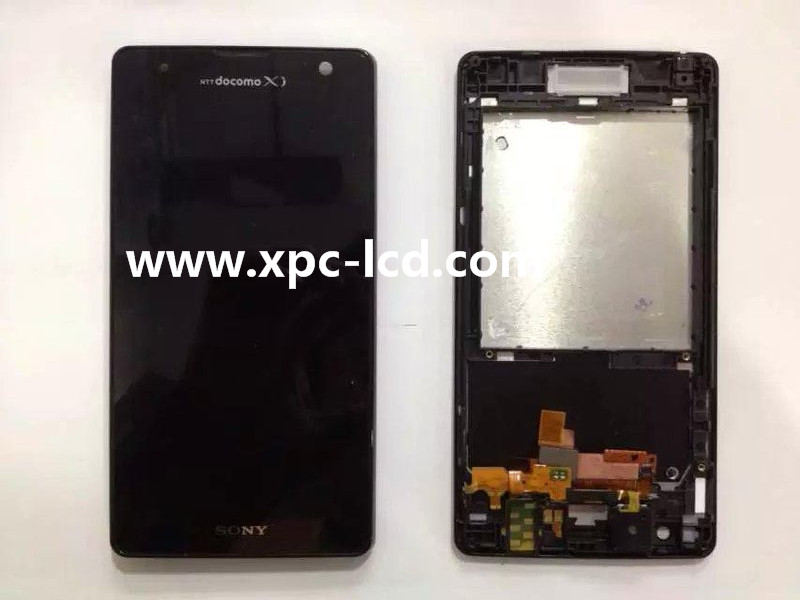 For Sony LT29i Xperia TX LCD touch screen Black