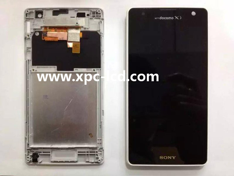 For Sony LT29i Xperia TX LCD touch screen White