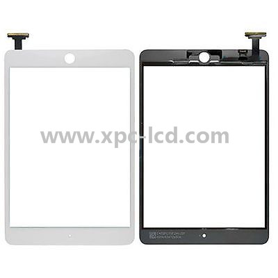 For Ipad mini3 tablet touch screen White