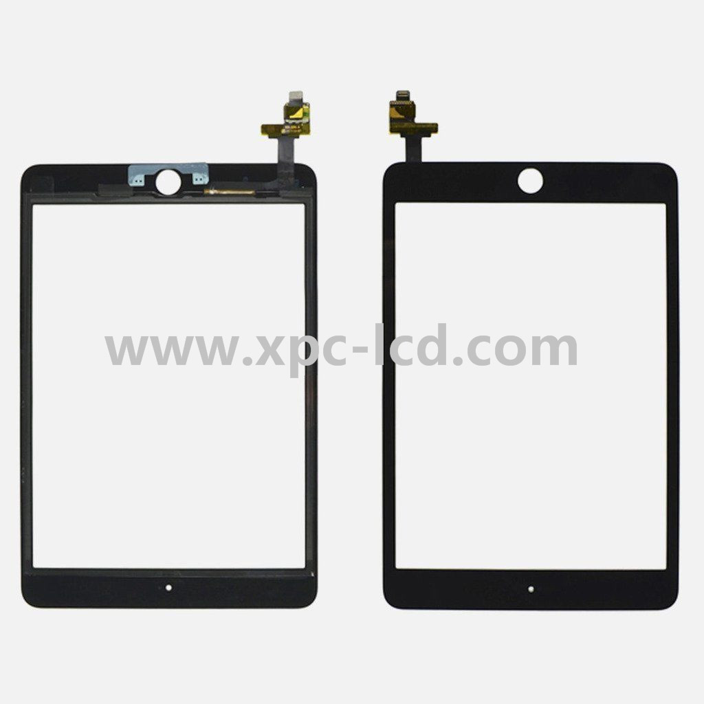 For Ipad mini3 tablet touch screen Black
