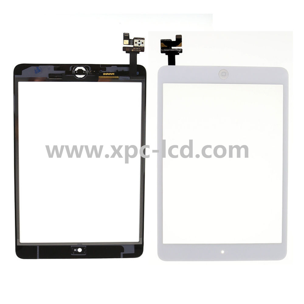 For Ipad mini tablet touch screen White