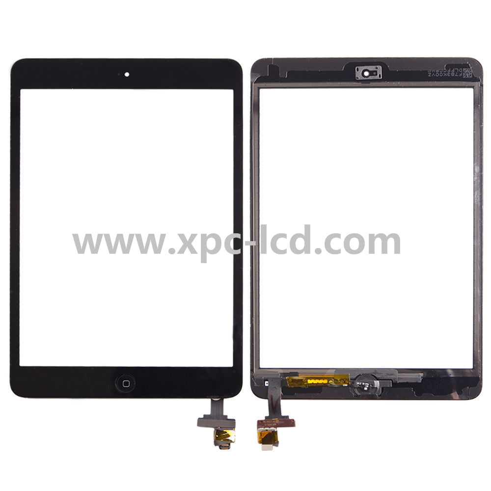 For Ipad mini tablet touch screen Black