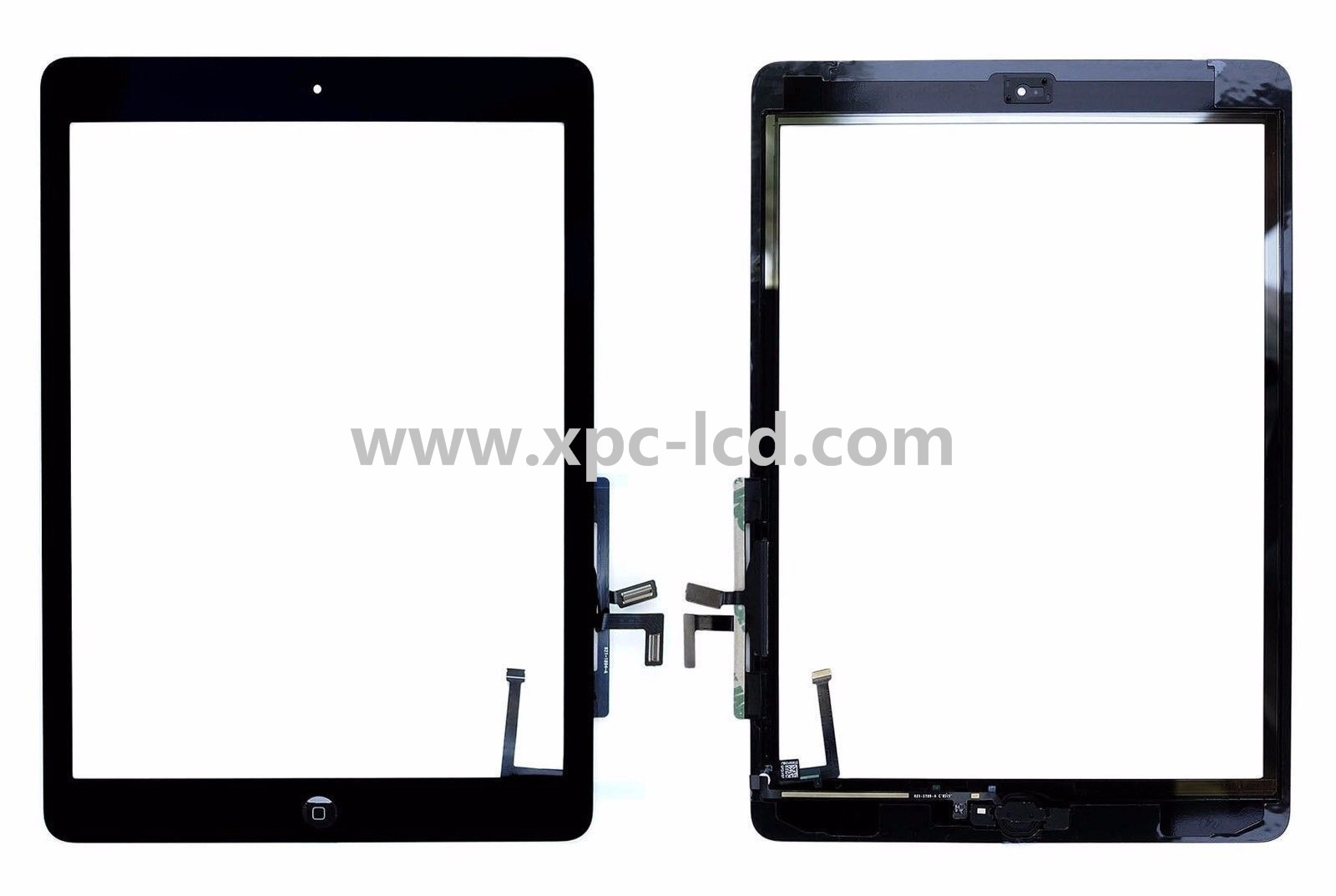 For Ipad air tablet touch screen Black