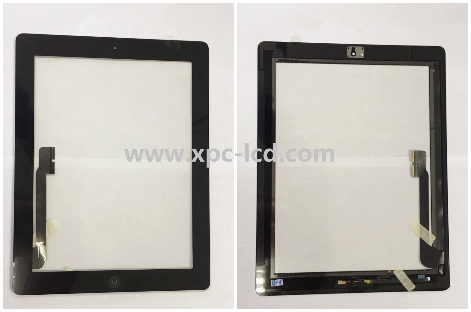 For Ipad 4 tablet touch screen Black