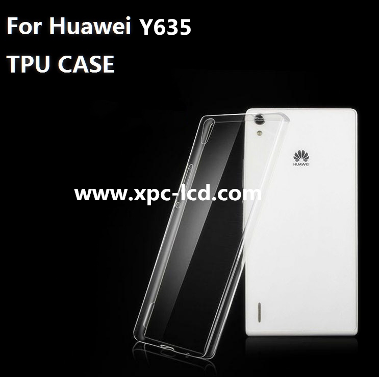 For Huawei Y635 Utral thin TPU case