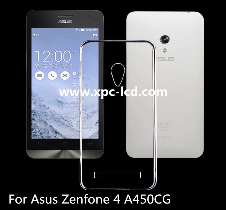 For Asus Zenfone 4 Utral thin TPU case