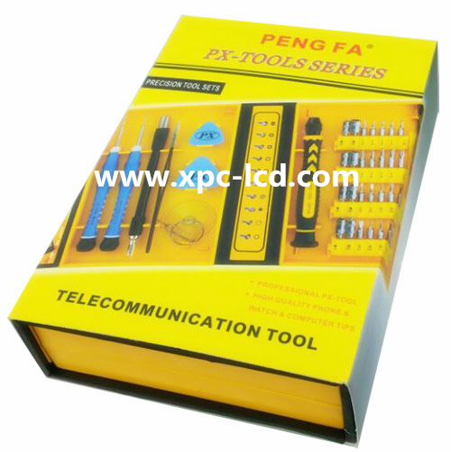Mobile Phone 38in1 precision tool sets