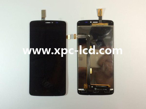 For Allview E LCD touch screen Black