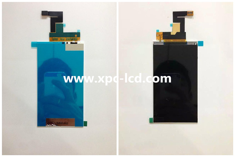For Sony Xperia M2 LCD touch screen Black