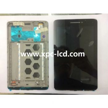For Lenovo S5000 LCD touch screen Black