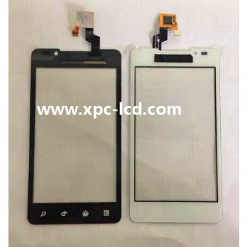 For LG Optimus 3D MAX P725 mobile phone touch screen White