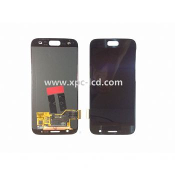For Samsung S7 LCD touch screen Black