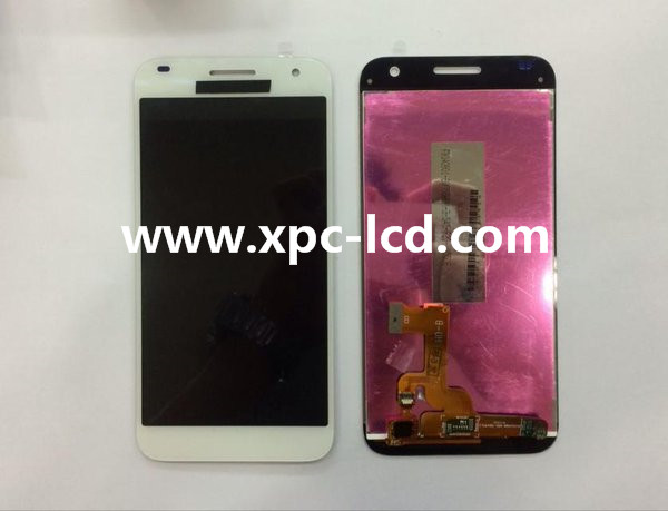 For Huawei Ascend G7 LCD touch screen White